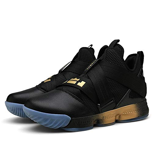 HUANG LI HAN Basketball Schuhe Komfortable High Top Gym Trainingsstiefel Stiefeletten Outdoor Herren Turnschuhe Sportschuhe