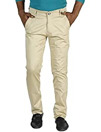 Fashion Collection Cotton Slim Fit Chino Trouser For Men