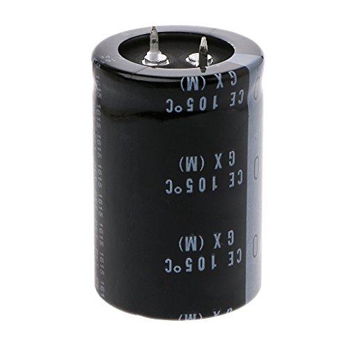 GX Elektrolytkondensator, 400 V, 470 uF, 30 x 45 mm, 105 ° -