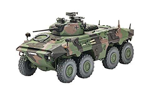 Revell 03208 - Modellbausatz - Spähpanzer 2 Luchs im Maßstab 1:72