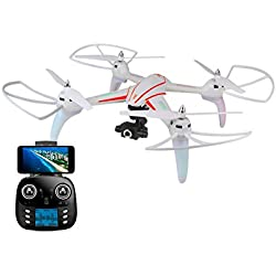 Drone WLToys Q696 - FPV con telemetría y gimbal
