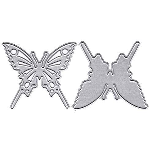 ng Dies Valentine's Day Wedding Invitation Cards DIY Carbon Steel Metal Stencils ()