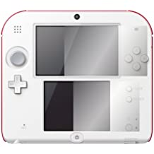 "2 x Slabo protector de pantalla Nintendo 2DS lámina protectora de pantalla lámina protectora ""Ultra Transparente"" invisible MADE IN GERMANY"