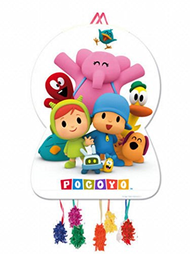 Piñata Pocoyo y Nina gigante