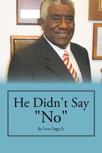 He Didn't Say
