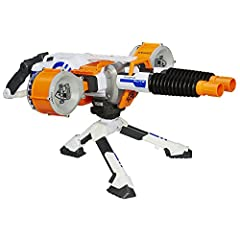 Idea Regalo - Hasbro Nerf N-Strike Elite Rhino-Fire Blaster