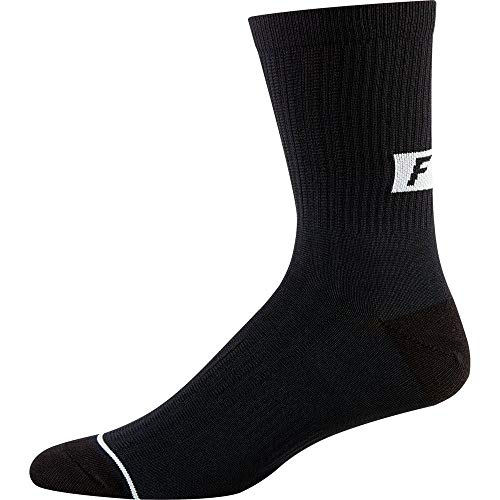 Fox Socks 8 Trail Black L/Xl