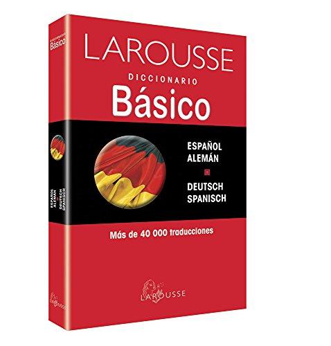 Diccionario Basico Espanol/Aleman - Deustch/Spanis