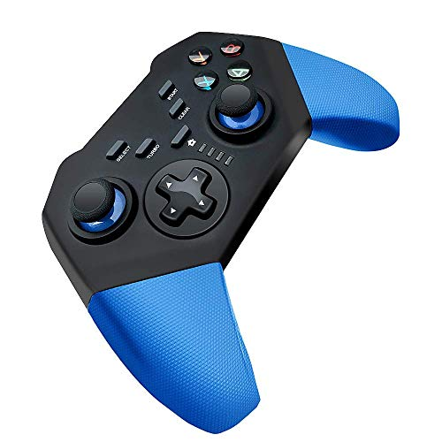 Wireless Gamepad, Proslife Mobiler Gamecontroller Tragbarer Gaming Joystick Griff für Android IOS (Bluetooth-xbox-controller)