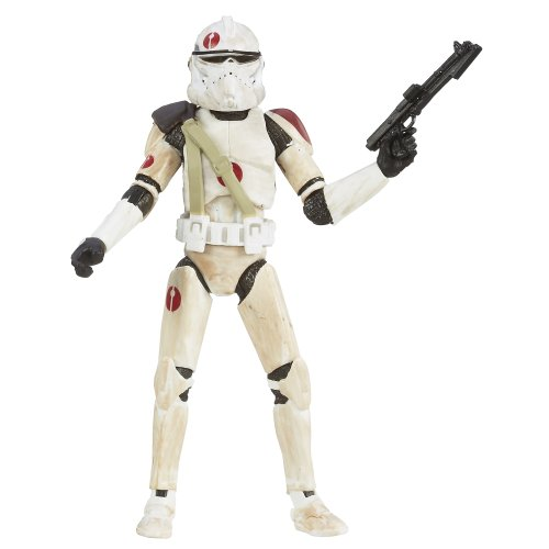 Wars Black Series: Clone Commander Neyo 16 (Star Wars The Clone Wars Clone Trooper)
