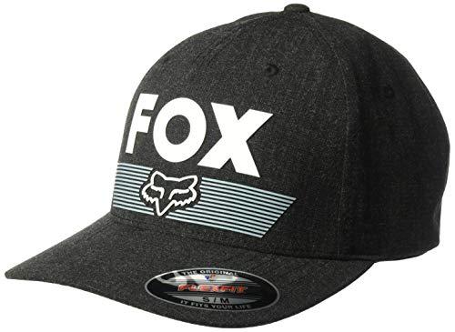 Fox Flexfit Cap Aviator Schwarz Gr. S/M