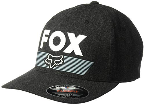 Imagen de fox  aviator black flexfit