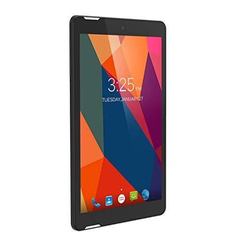 8 Pulgadas Tablet PC Android 8.1 -  Winnovo M86 WiFi GPS Phablet Quad Core 16 GB ROM 1GB RAM Tarjeta SIM Ranuras Bluetooth Cámara Doble Metal Plateado