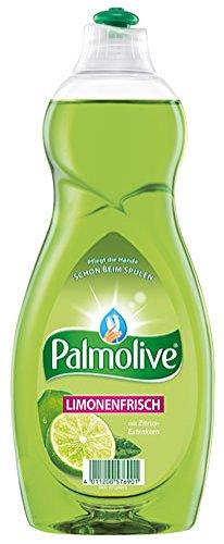 Palmolive Limonenfrisch mit Zitronenextrakten, Spülmittel - 750ml - 4x -