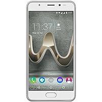 Wiko U Feel Prime Smartphone Portable Débloqué 4G (Ecran: 5 Pouces - 32 Go - Double Nano-SIM - Android 6.0 Marshmallow) Argent