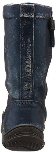 Bisgaard Boot, Bottes Classiques mixte enfant Bleu (606 Blue)