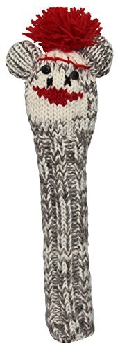 Sunfish Sock Monkey Hybrid Headcover by Sunfish -