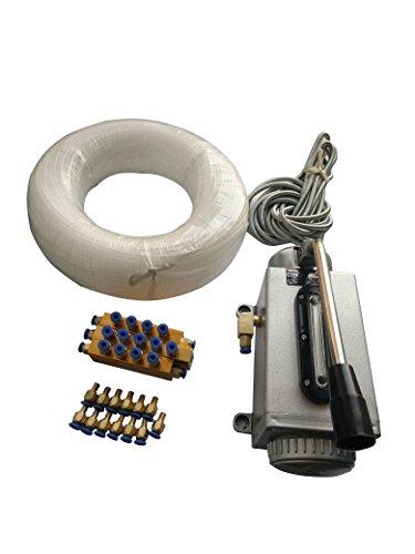 KEHUASHINA Graviermaschine Ölpumpe manuelle Schmierung Ölpumpe CNC neu