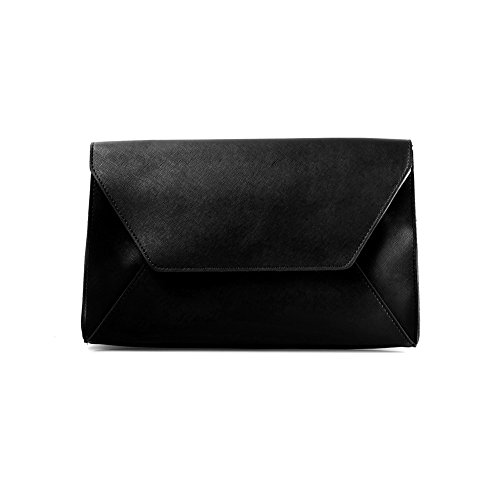 accessoryo-dames-enveloppe-en-faux-cuir-noir-soiree-en-forme-de-sac-dembrayage