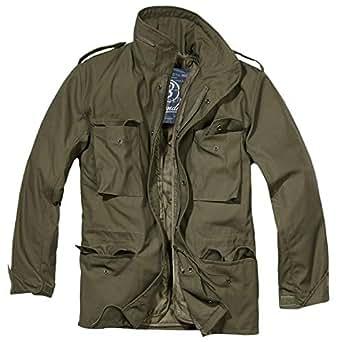 Brandit Herren M-65 Feldjacke Classic Jacke  Amazon.de  Bekleidung 5fbc191c7e