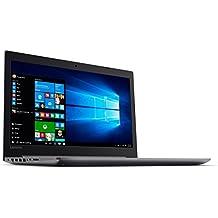 "Lenovo 320-15AST - Ordenador portátil de 15.6"" HD (A4-9120, 8GB de RAM, 1TB de HDD, Windows Home 10) gris plateado, Teclado QWERTY español"