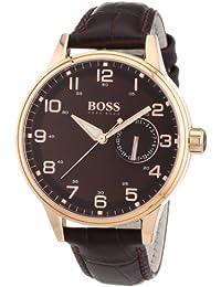 Hugo Boss Damen-Armbanduhr Analog Quarz Leder 1502313