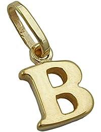 Pendant 430867 - Initiale 'R' 9ct Gold