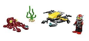 LEGO 60090 City Explorers Deep Sea Scuba Scooter