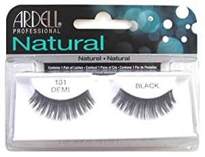 Ardell Natural Lashes #101 Demi Black