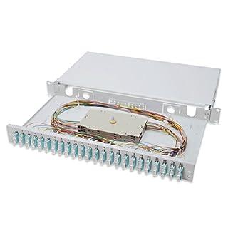 Assmann 96322/3fiber optical Splice 24xSC OM3Box