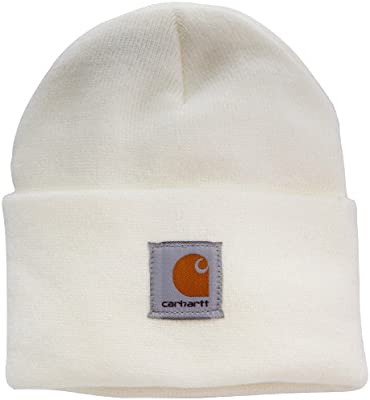 Carhartt Mens & Womens Acrylic Watch Rib Knit Beanie Hat