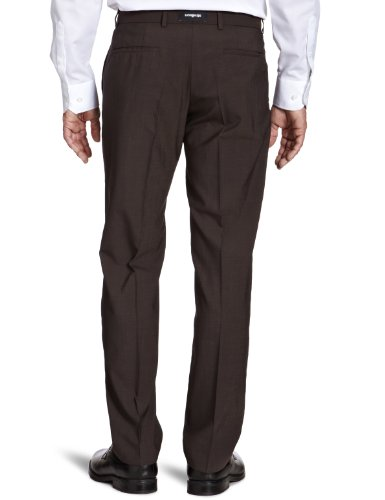 Strellson Premium Herren Anzughose Slim Fit 11000317 / L-James Braun (152)
