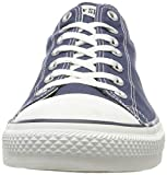 Converse Chuck Taylor All Star OX Unisex Sneakers Blau 44 - 4