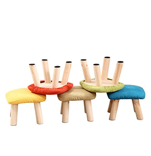 Zzh Die Besten Stühle der Kinder Massivholz Mode Hocker Sofa Hocker