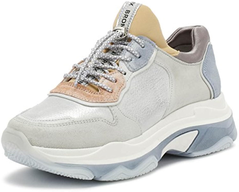 Gentiluomo Signora Bronx Donna Bianco Nude Baisley scarpe da ginnastica ginnastica ginnastica qualità Alta qualità ed economia Conosciuto per la sua bellissima qualità | Sensazione Di Comfort  5e2049