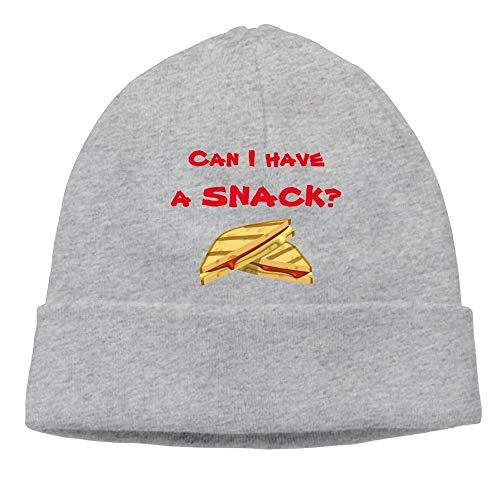 nack Fun Casual Style Street Dance Black Beanies Knit Hat ()