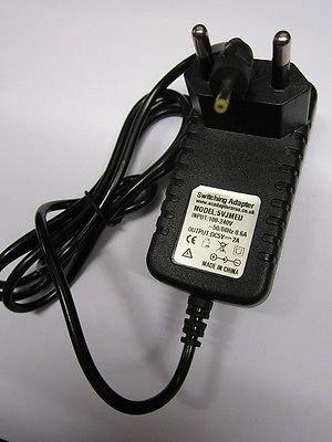 EU 5V AC Adaptor Charger 4 10