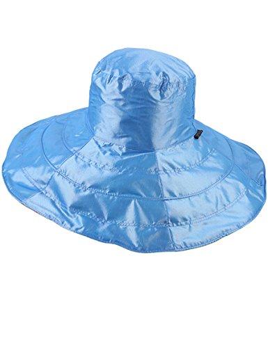 Big Along The Sun Hat Anti-UV Crème solaire Double face Beach Beach Hat ( Couleur : 3 ) 1
