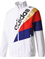 adidas Women's Tribe Tt Wb Jacket