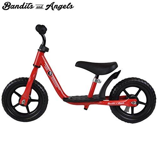 Bandits & Angels Laufrad ab 2 Jahren Rot