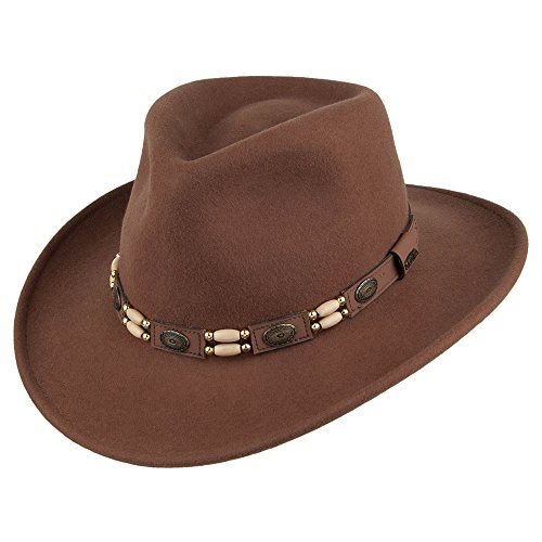 scala-hats-crushable-outback-hat-pecan-x-large