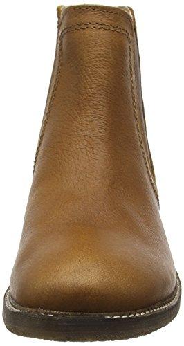 Red Tape Herren Ashton Chelsea Boots, Schwarz Brown (Milled Honey)