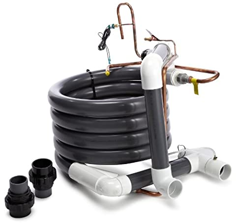 Hayward SMX24024862 255-1/2-Inch Heat Exchanger Replacement for Hayward Pool Pumps