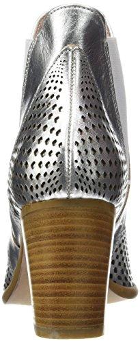 Donna Piu Damen 52821 Palma Kurzschaft Stiefel Argent (Vacchetta Silver)