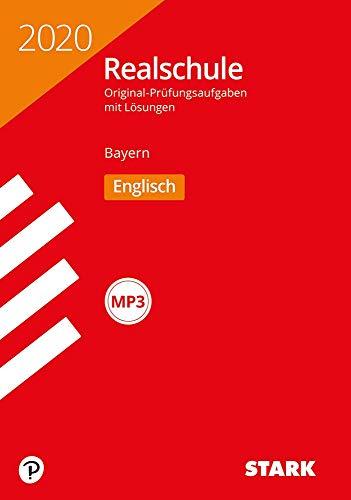 STARK Original-Prüfungen Realschule 2020 Englisch - Bayern