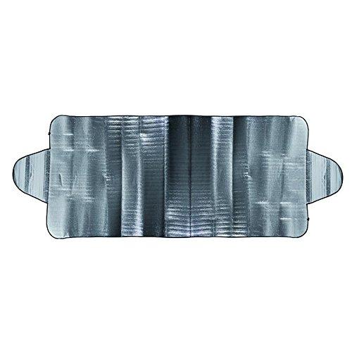 Scheibenabdeckung Frostschutzdecke Frontscheibenabdeckung Windschutzscheiben Thermofolie Anti-Eisfolie XXL 100 x 255cm