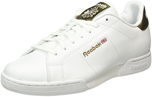 reebok-npc-ii-metallics-scarpe-da-ginnastica-basse-uomo-bianco-white-antique-copper-445-eu
