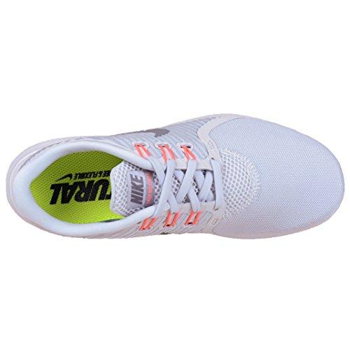 Nike Herren Free RN Cmtr Laufschuhe, Grau/Schwarz Pure Platinum/Cool Grey