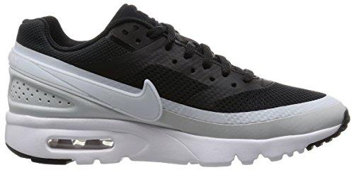 Nike W Air Max Bw Ultra, Chaussures de Sport Femme Noir - Negro (Black / Pure Platinum-White-Blk)