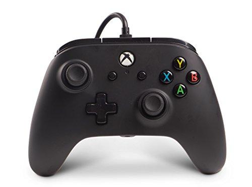 PowerA Enhanced Wired Controller Black Gamepad